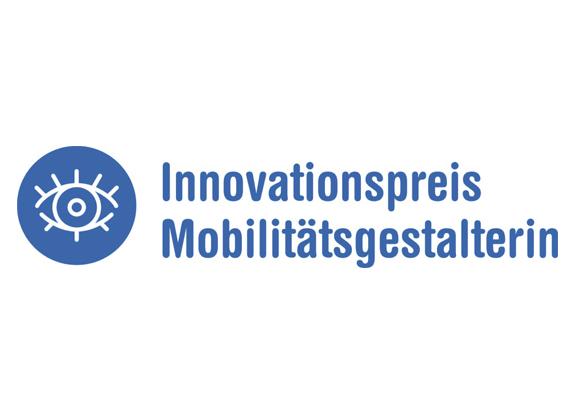 Innovationspreis Mobilitätsgestalterin – Wir sind nominiert!